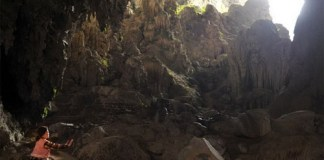Bama County longevity caves