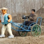 Celebrating Chinese Elderly People Creativity