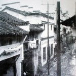 The Flooded City of Shicheng: Before and After Picture Comparison