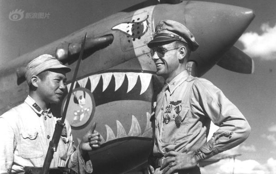 images of The Flying Tigers