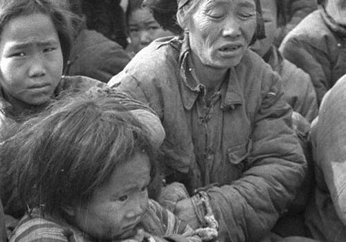 China famine