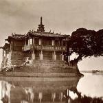 island pagoda-Historical photos of China (1850-1989)