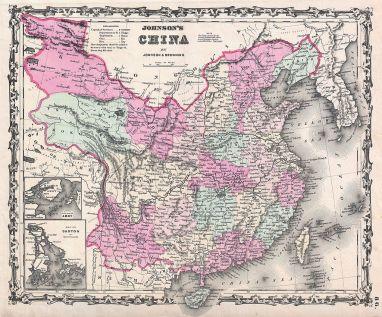 Johnson's China.
