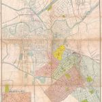 1930 Nikkodo Map of Tienjien