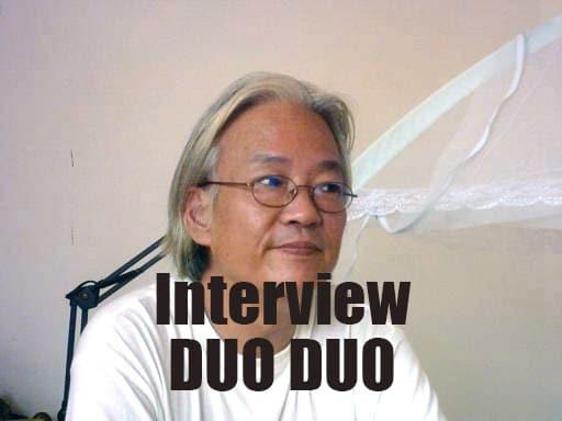 Duo Duo poet