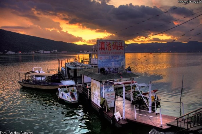 Dianchi lake