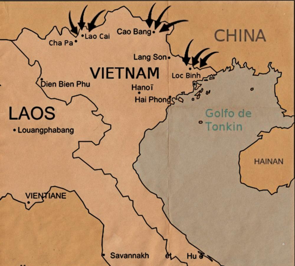 sino-vietnamese-war map
