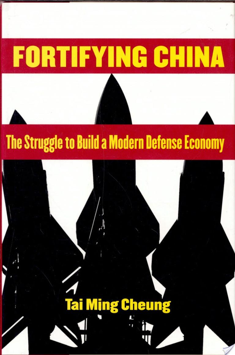 Fortifying China