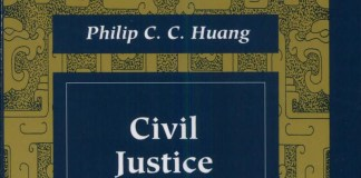 Civil Justice in China