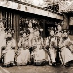 Amazing restored old photos of China