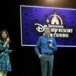 Disney's Chief Executive Officer Bob Iger holds a news conference at Shanghai Disney Resort as part of the three-day Grand Opening events in Shanghai