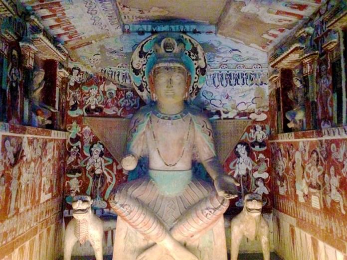 Cave nr 275 Author: Bairuilong
