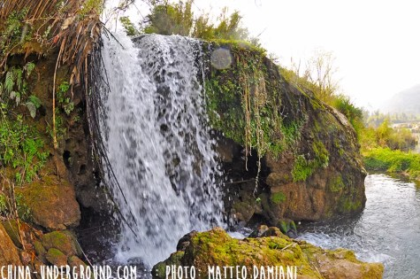 Jiulong waterfalls, Yunnan, China