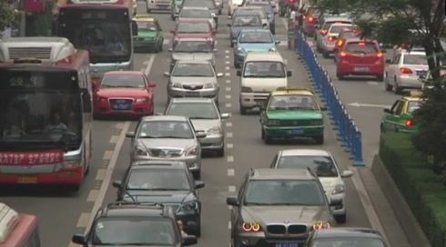 Has Uber helped expose China's emissions?