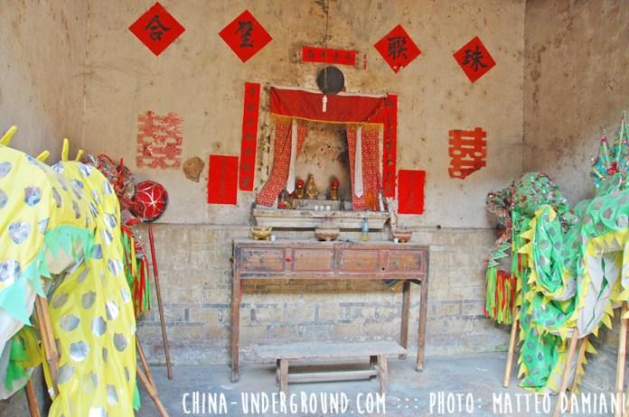 tulou-temple
