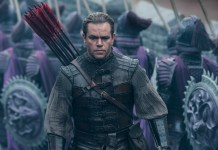 "Chinese cinema and Hollywood merge in ""The Great Wall"""