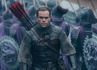 """Chinese cinema and Hollywood merge in """"The Great Wall"""""""
