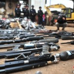 illegal weapons