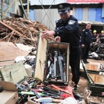 Kunming police destroyed nearly 20,000 illegal weapons