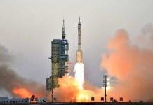 Shenzhou XI launch