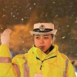 sexy chinese policewoman