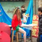 China Sexy models