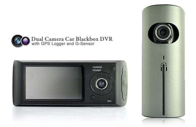 Dual Camera Car Blackbox