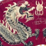 Maroon Dragons