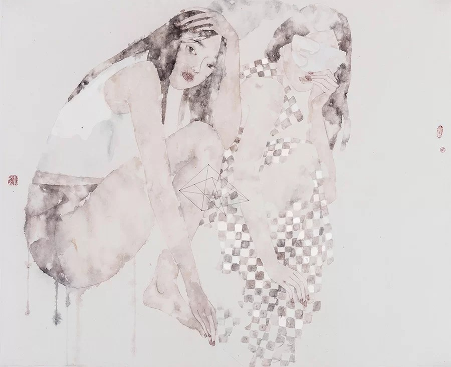 The art of Xiaofei Yue