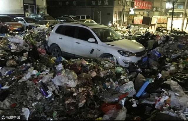 Zhengzhou waste center