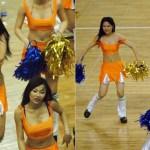 chinese cheerleader
