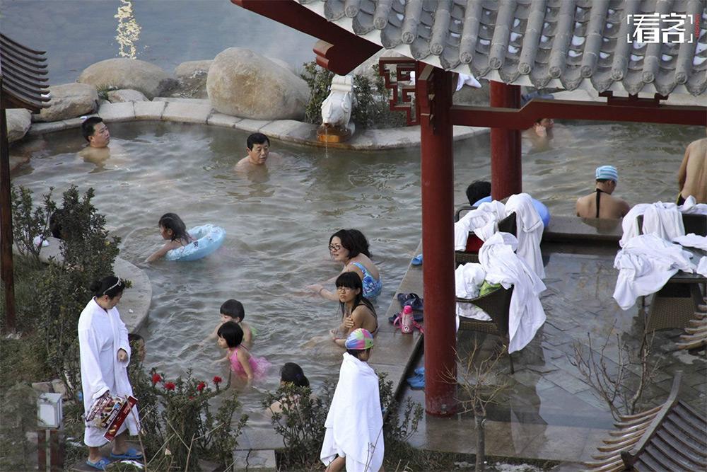 Xingtai hot springs