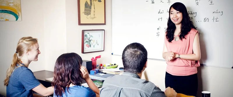 Chinese language courses in China