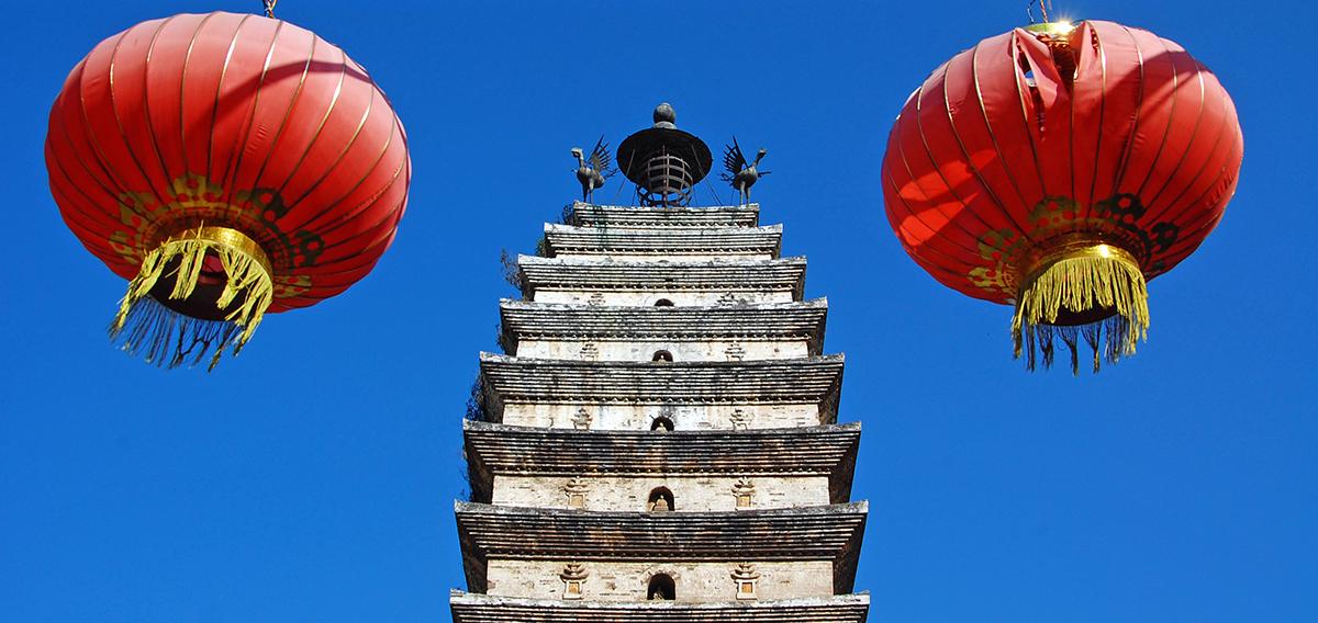 kunming-pagoda