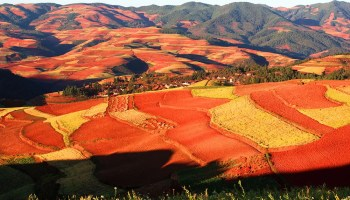 Trip to Dongchuan