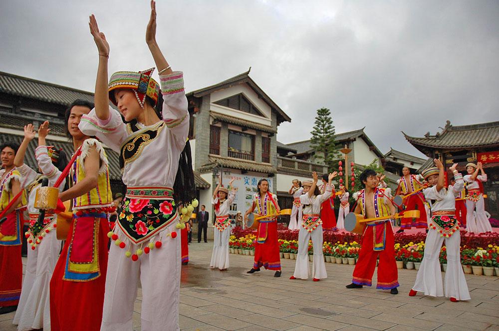 trip to Yunnan Ethnic Villages