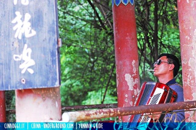 Trip to Panlong Temple, Kunming, Yunnan