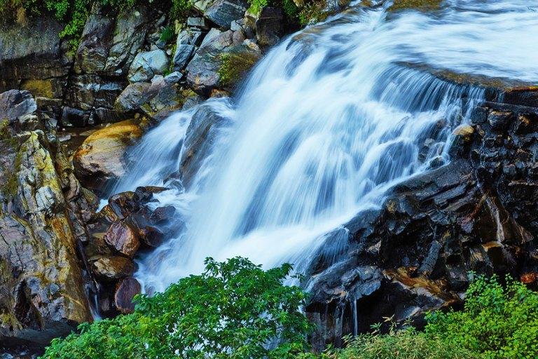 Nanen waterfall Yunnan China
