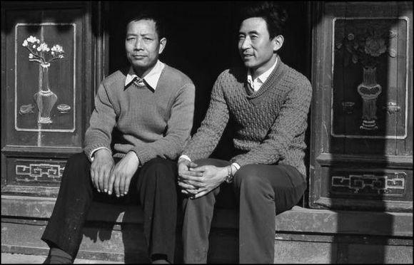 Chinese sweater