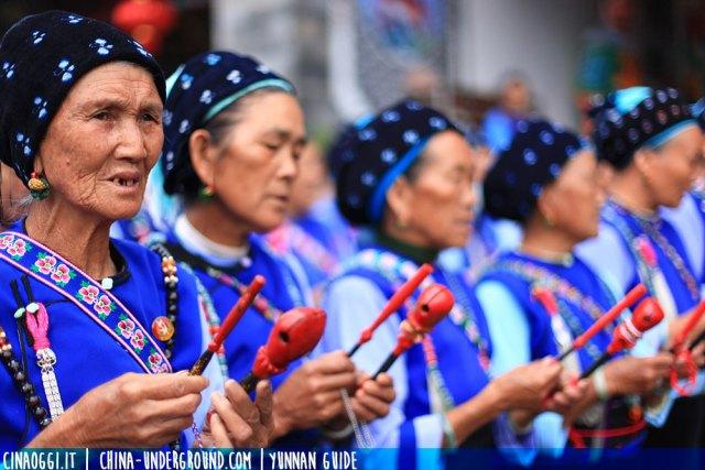 Dali Bai people