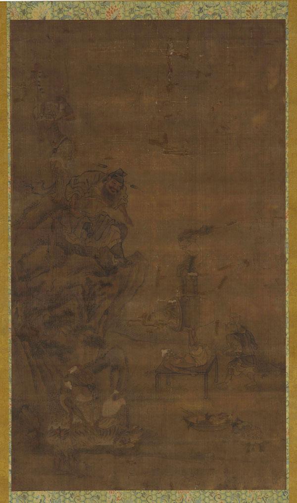 Chung Kuei Taming the Five Pestilences