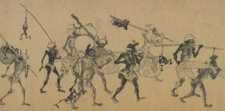 Chinese Demons - Zhongshan Going on Excursion