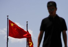 China downgrade