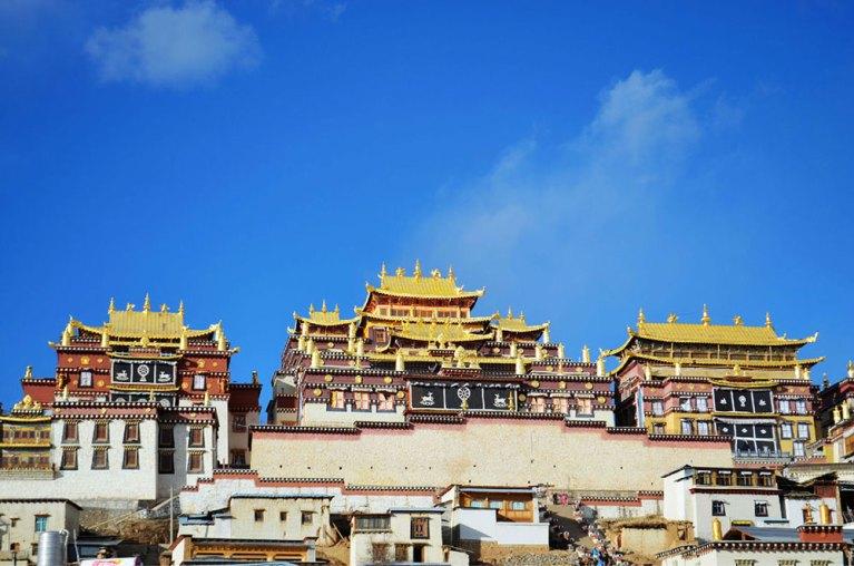 Gedan-Songzanlin-Monastery