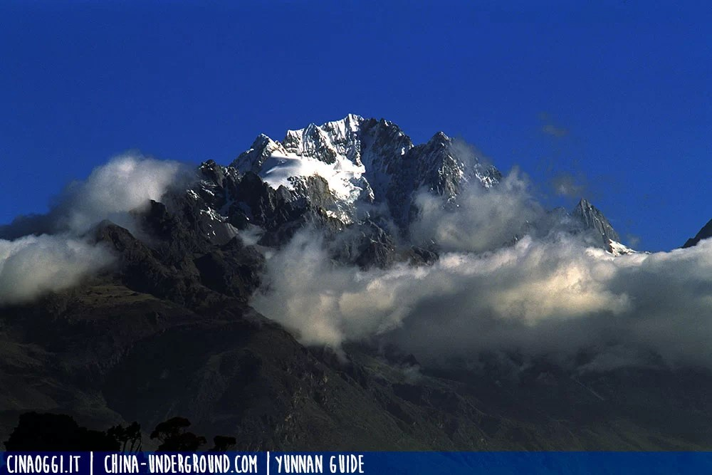 Jade Mountain in Lijiang