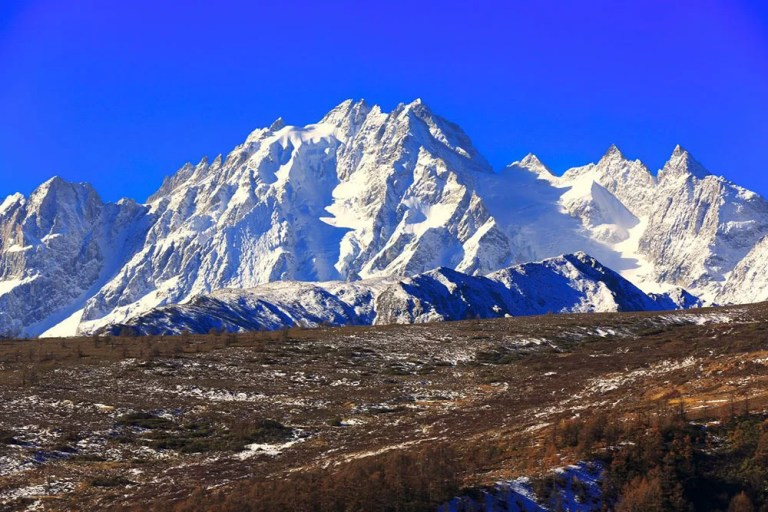 Baima Snow Mountain
