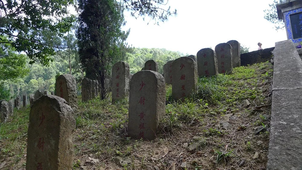 Graveyard of the National Heroes