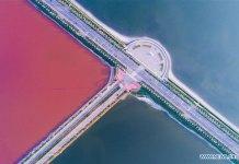 Yuncheng salt lakes