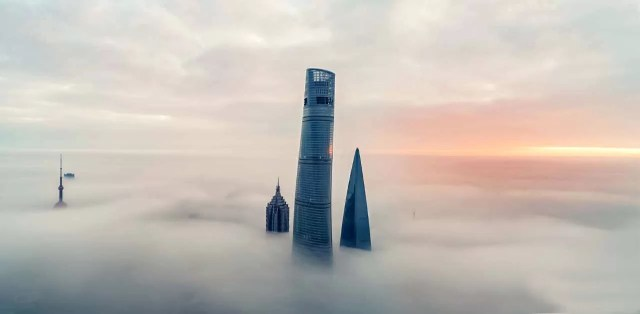50+ Amazing Aerial Views of China