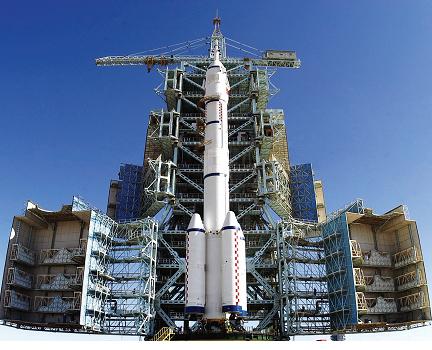 Long march 2f rocket